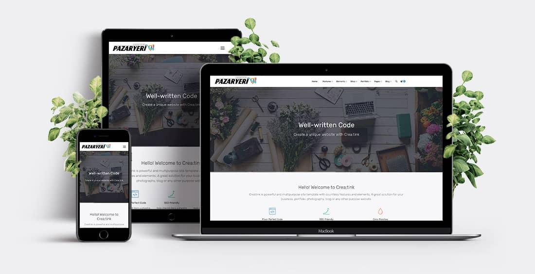 Web Sitesi Yaptırın