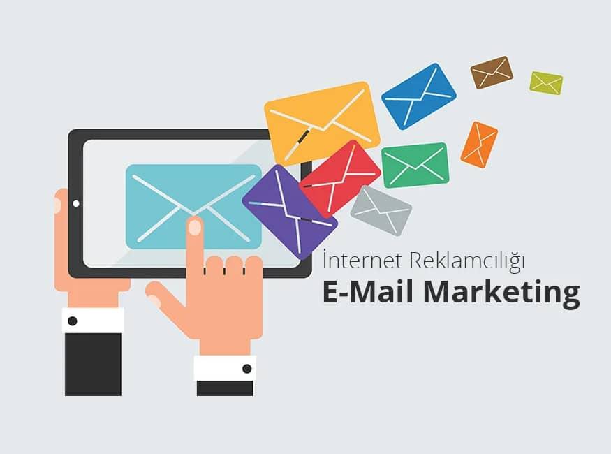 E-Mail Reklamları